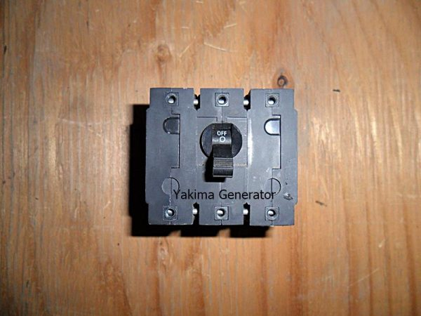 250v 3-Phase Circuit Breaker