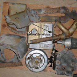 Wisconsin W2-1230 Spec 421707 Assorted Parts Box
