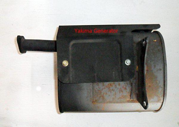 Muffler for Generac 5.5kW 0061103