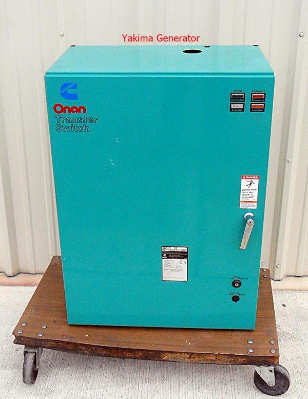 OT150 Spec J Transfer Switch
