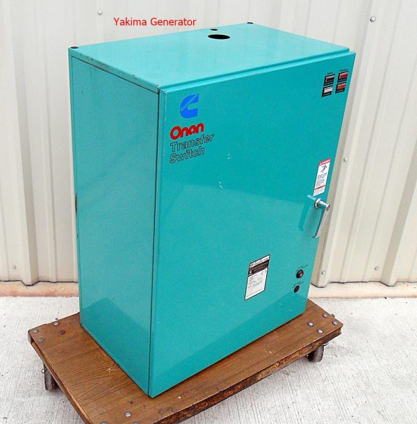 Onan Transfer Switch