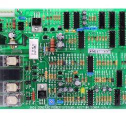 Generac 076009ASRV Circuit Board