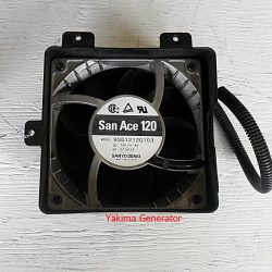 Generac 0K5205 Fan assembly for AVR