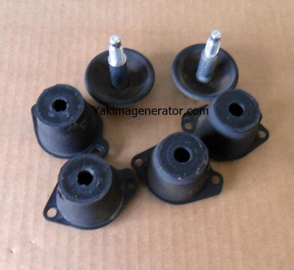 Cummins Onan RV QG 4000 mounts 402-0664-02 and 402-0664-01