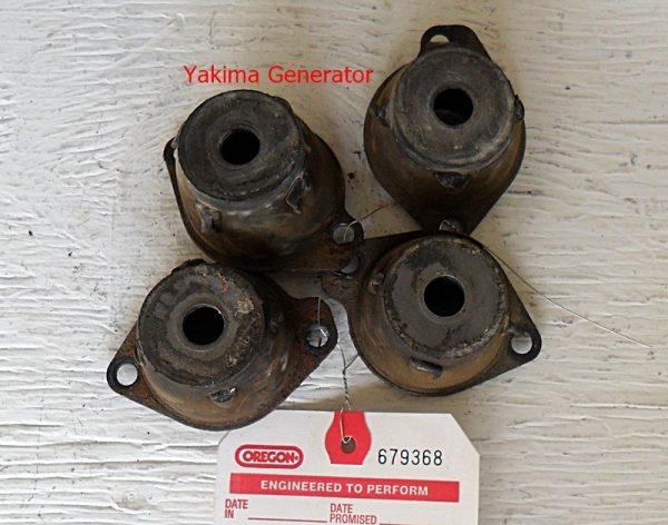 Cummins RV QG 4000, 4.0KY mount isolators 402-0664-02, 402-0664-01