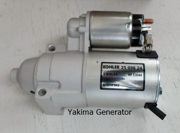 Kohler starter 25 098 24-S