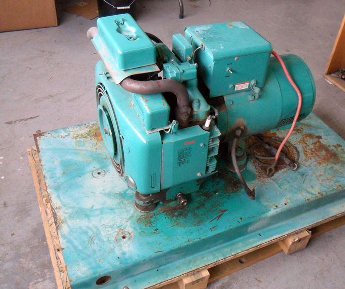 Onan 10 CCK FC 10 KW Generator low hours