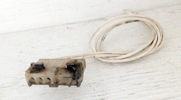 Onan flat 6 female remote wire harness