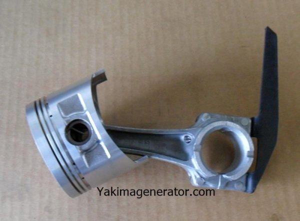 Onan RV QG 4000, microlite, Microquiet Generator Good used Rod 114-0373 and Piston 112-0291