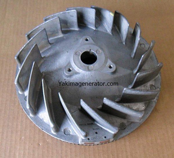 Onan RV QG 4000 Flywheel, Beginning spec J - 205-0263