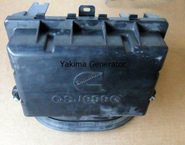 Cummins Air box,cover and seal for Cummins Onan Generators. A051A072, A051A074, A053A326